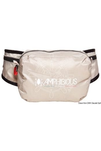 AMPHIBIOUS X-Light Waist water-resistant and ultra-compact waist bag