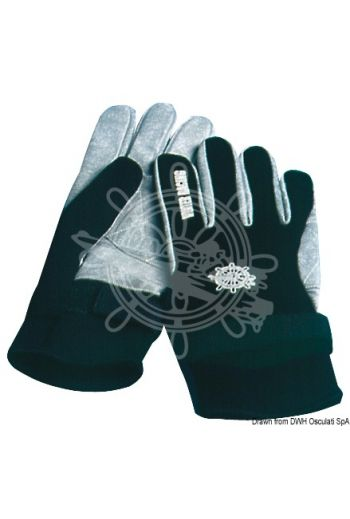 Sailing gloves, total protection