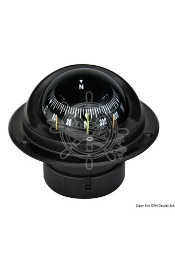 IDRA series compact compass for high-speed boats
