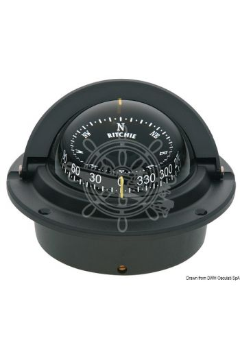 RITCHIE Voyager 3'' (76 mm) compasses with compensators and night lighting