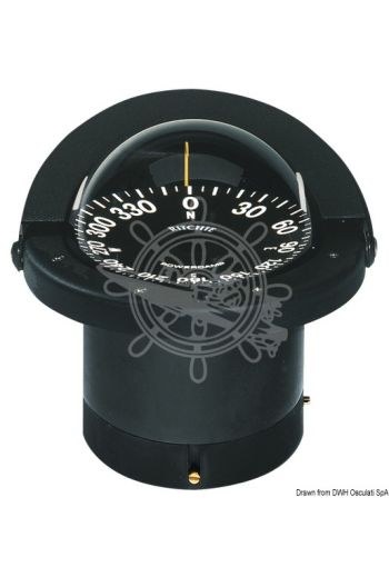 RITCHIE Navigator 4'' 1/2 (114 mm) compasses with compensators and night lighting