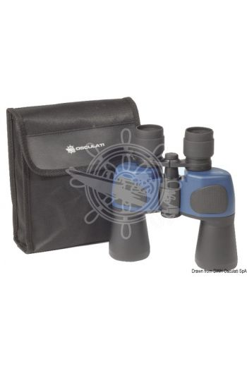 Binoculars ZOOM 10x30x50 (Fire: central or on the eyepiece, Ø mm: 50, Floating neckstrap: 26.762.00 OPTIONAL)
