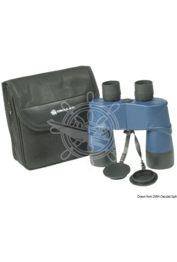 Professional binoculars 7x50 (Focus: Automatic and ocular, Prisms: BaK4, Floating shoulder strap: 26.762.00 OPTIONAL)