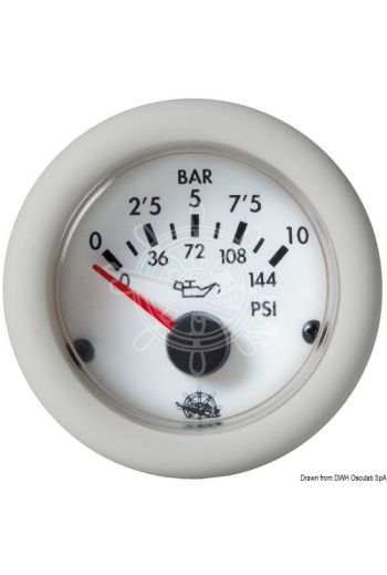 GUARDIAN oil pressure gauge
