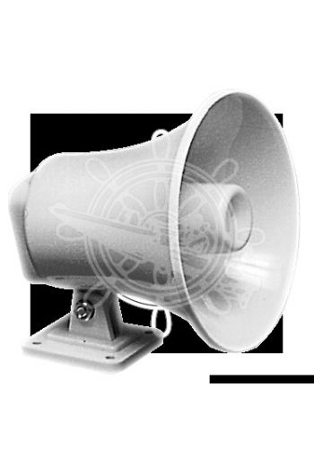 Marine loudspeakers/amplifiers, for external use