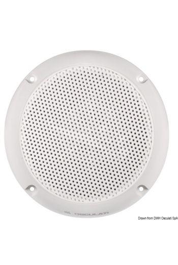 2-way loud speakers, Slim version, 23-mm depth