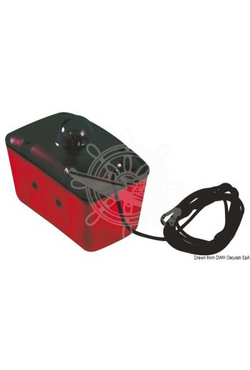 Sealux electronic floating rescue light