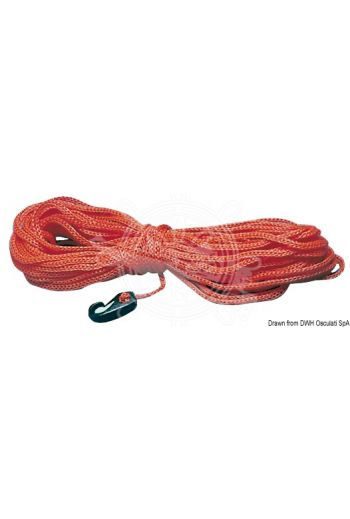 """Levilene"" floating rope suitable for diver signal buoy (Measures: 4 mm x 20 m)"