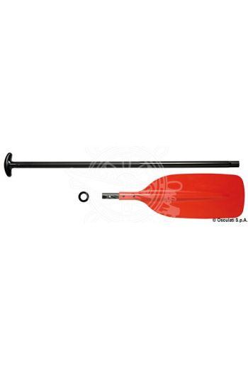 Demountable canoe/kayak paddles