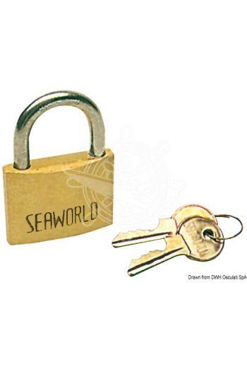 Special marine padlocks