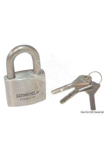 Heavy duty burglar-proof locks with Fisher key