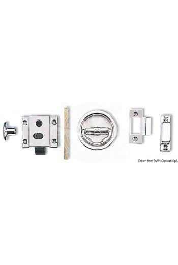 Kit with flush handle (Body mm: 54x44)