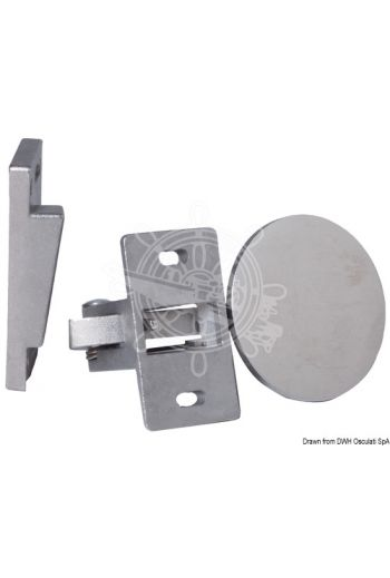 Latch for door's cabinet (Hole Ø mm: 28/33)