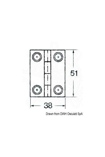 1.7-mm hinges