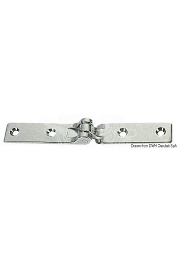 Hinges for ladders (Measures: 145x20x15)