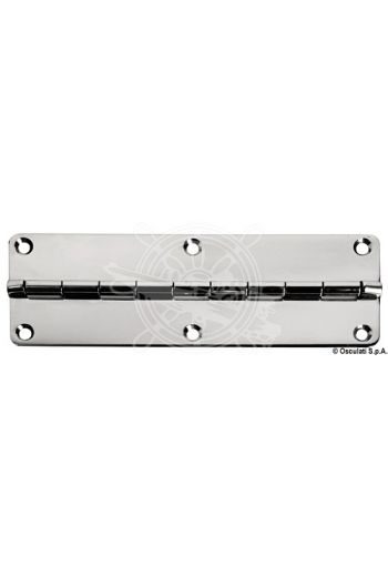 Short piano hinge (Measures: 50x150, Ø thickness mm: 1,5)