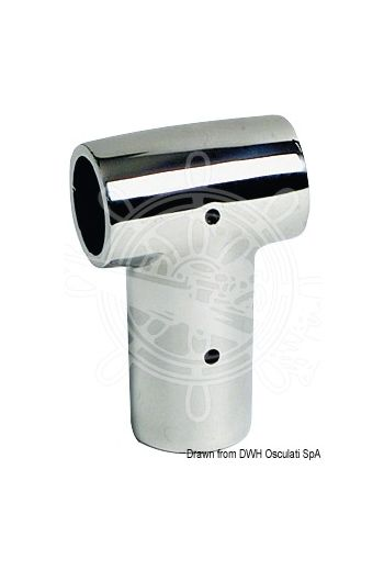 HEAVY DUTY 90° T joint (For pipe Ø mm: 25)