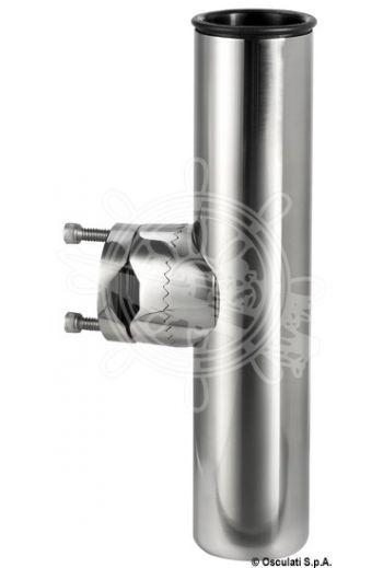 Fishing od holder for pipe mounting (For pipe Ø mm: 22/25/28, Inside Ø mm: 41,5, Length mm: 225)