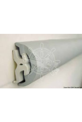 PVC fender profile RADIAL