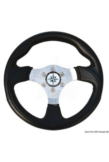 Tender steering wheel