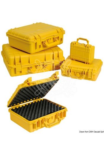 Genuine MAFRAST boxes, watertight and shock-resistant