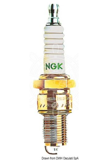 Genuine Japanese NGK sparkplugs
