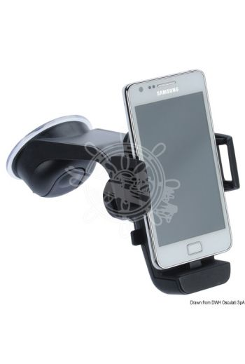 Universal smartphone stand (Measures: 137x119x70, Measures: 115x58x39)