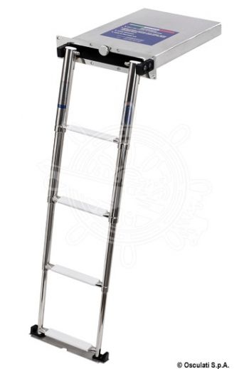 Foldable ladder - Advanced version