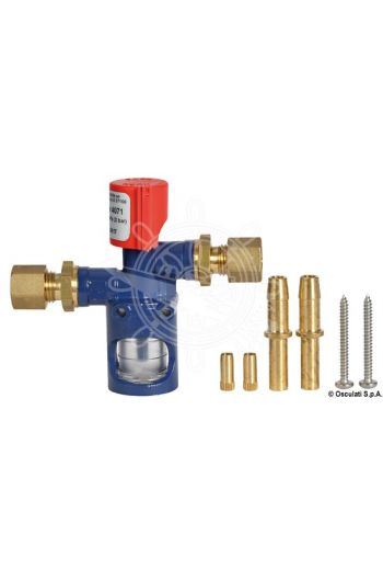 Gas leak detector (Model: Universal for RST8 copper pipes or rubber tubes)