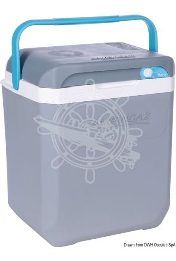 Powerbox® Plus 28L portable electric cooler (Volume l: 28, Measures: 410x310x470)