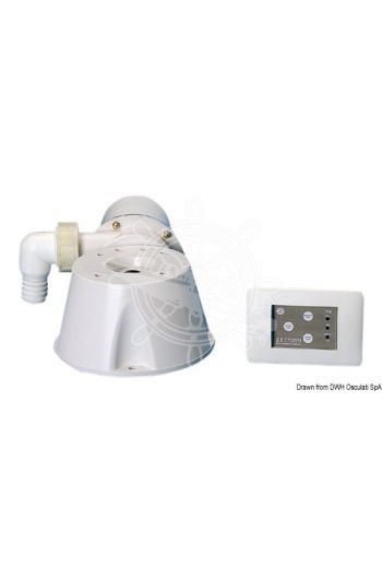 Kit for converting manual or electric toilet units SILENT type