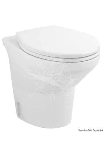 TECMA Compass electric toilet bowl