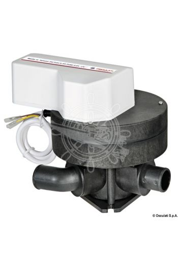 3-way ELECTRIC Y-valve