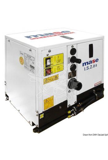 MASE generator, IS line