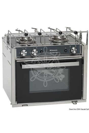 DOMETIC Moonlight gas cooker