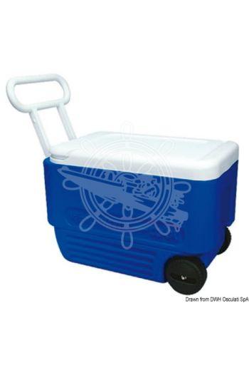 IGLOO iceboxes on wheels