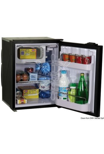 ISOTHERM refrigerator with maintenance-free 42-l Secop hermetic compressor