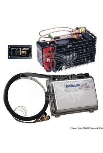 Indel Webasto Isotherm cooling units with Automatic Start Up (ASU) technology