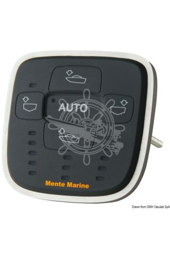 MENTE-MARINE control panel for flap automatic management