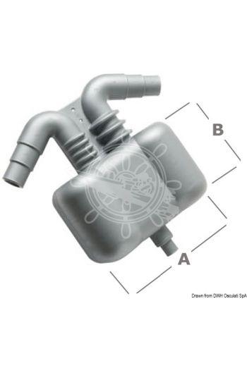 Water/gas separator