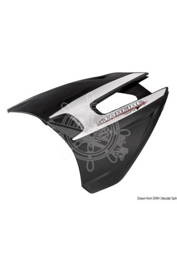 Hydrofoil STING RAY Starfire - Screwless mounting