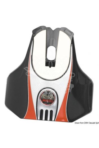 Hydrofoil STING RAY XRIII Junior - Screwless mounting