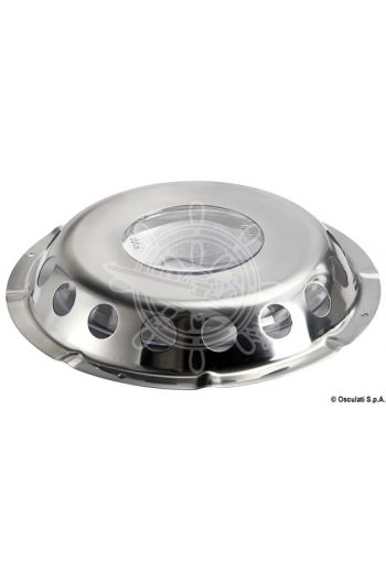 Watertight vents - ventilite/ventair (Model: with light passage, Outer Ø: 230 mm, Height: 35 mm, Housing hole: 97 mm)