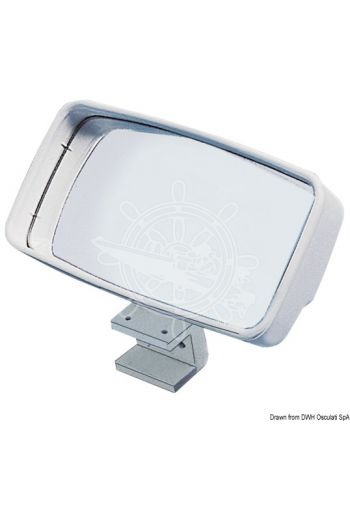 FLAG rear-view mirror for water-skiing (Measures: 225x120)