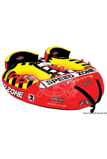 SPORTSSTUFF Speed Zone 2 (Measures: 223x213 cm, Max capacity kg: 155)