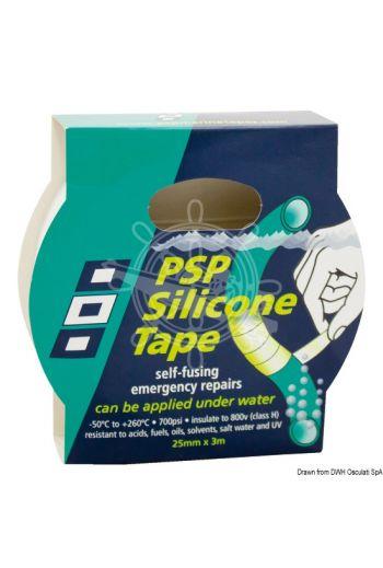 Self-amalgamating silicon tape