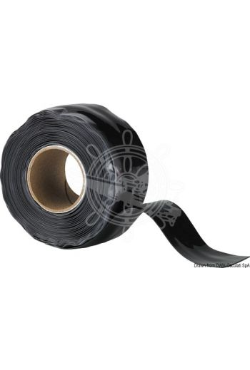 X-TREME self-amalgamating silicone tape (Color: Black, Roll: 25.4 mm x 3 m)