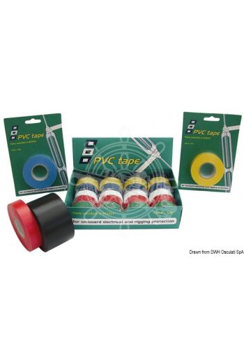 PSP MARINE TAPES flame retardant PVC insulating tape