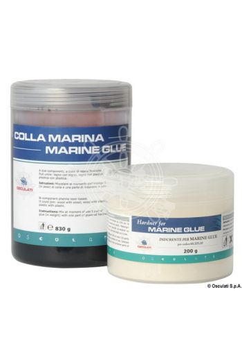 CIBA marine glue (Package: 1 kg, Type approval: RINA)