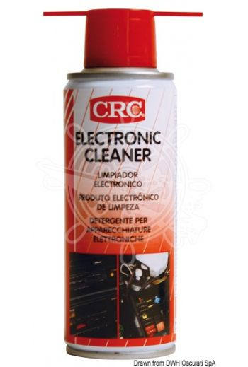 CRC - Electronic Cleaner (Spray can: 200 ml)